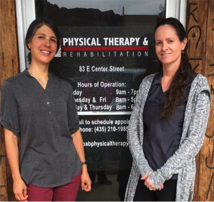 Visit the best Physical Therapy clinic in Moab